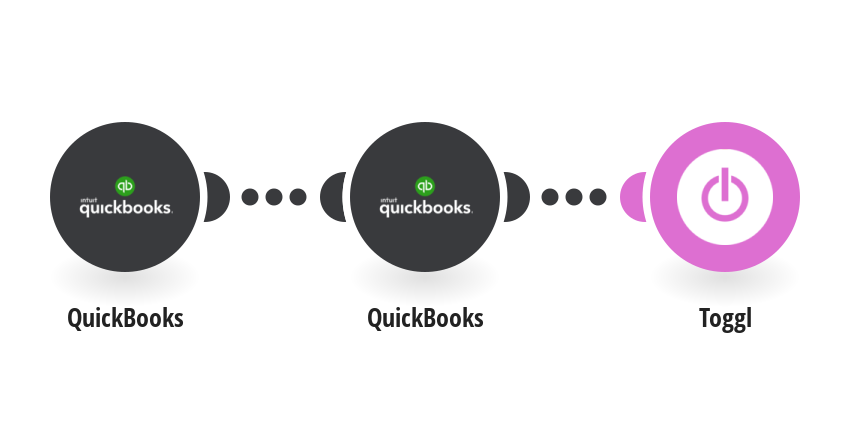 Add new QuickBooks customers to Toggl as clients