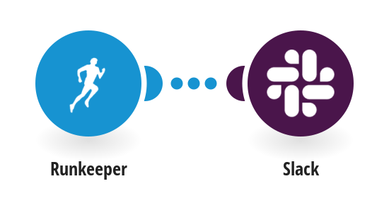 Send Slack messages for new Runkeeper activities