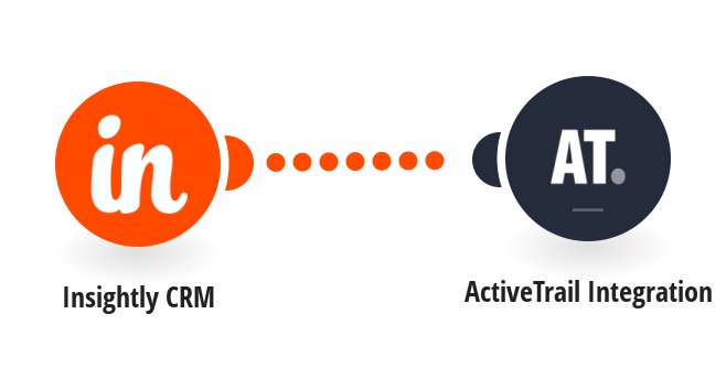 Add new Insightly CRM contacts to ActiveTrail