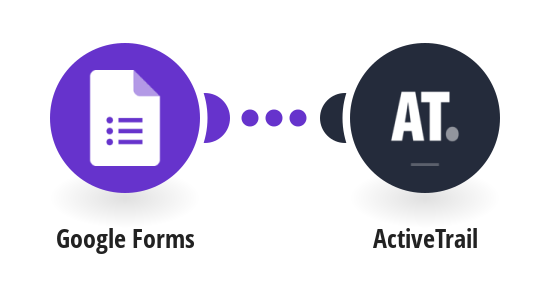 Add new Google Forms responses to ActiveTrail as contacts