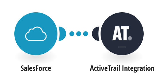 Add new SalesForce leads to ActiveTrail as contacts