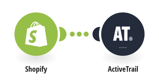 Create ActiveTrail contacts from new Shopify customers