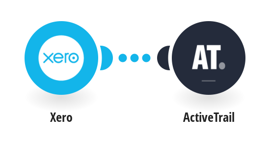 Add new Xero contacts to ActiveTrail