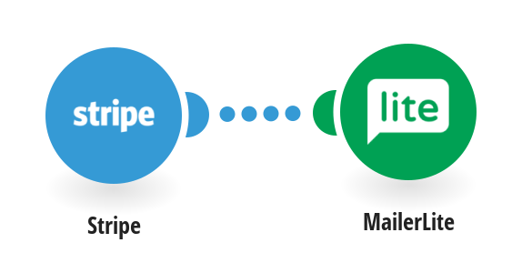 Add new Stripe customers to MailerLite