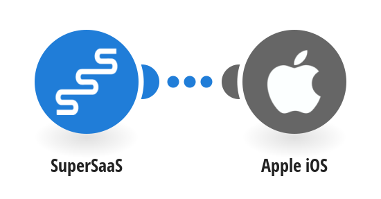 Send a push notification to your iPhone with every new SuperSaaS appointment