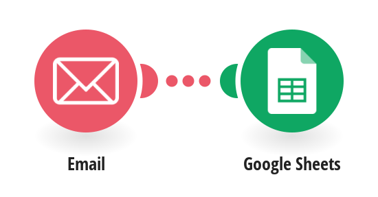 Add new incoming emails as a new row in a Google Sheets spreadsheet.