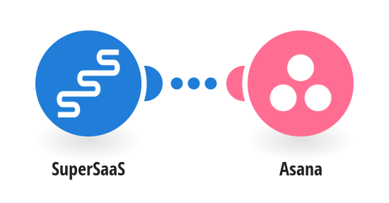 Let every new appointment in SuperSaaS create a task in Asana