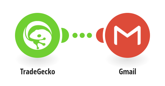 Send emails via Gmail for new Tradegecko orders