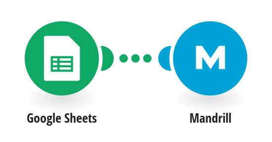 Add new email addresses from a Google Sheets spreadsheet to your whitelist in Mandrill