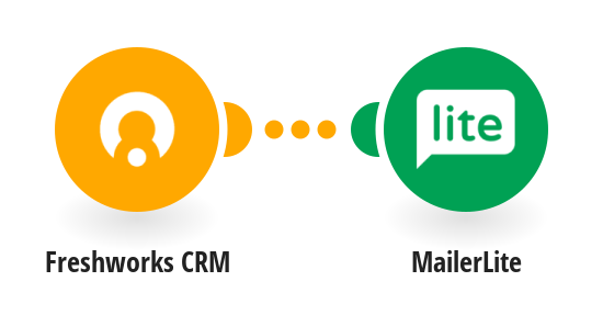 Add new Freshsales contacts to MailerLite as subscribers