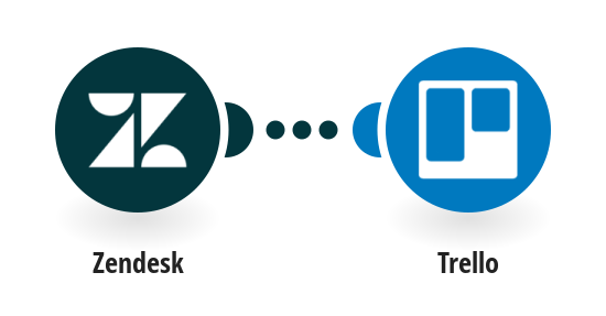 Create Trello cards from new Zendesk tickets