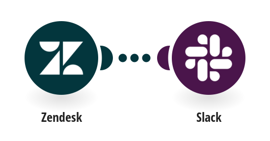 Post Slack messages for new Zendesk tickets