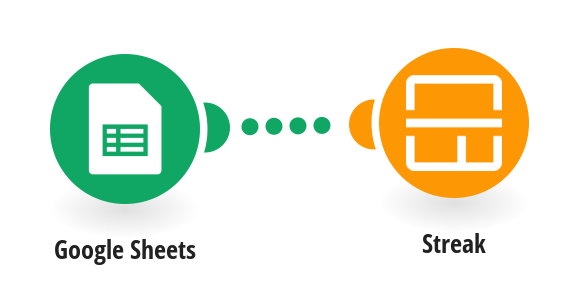 Create Streak boxes from new Google Sheets rows