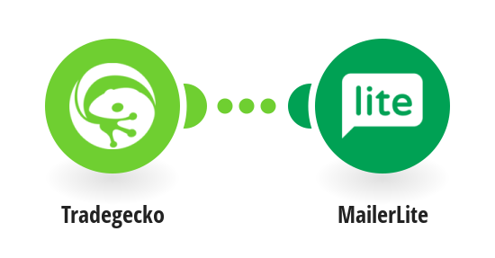 Add new Tradegecko contacts to MailerLite as subscribers