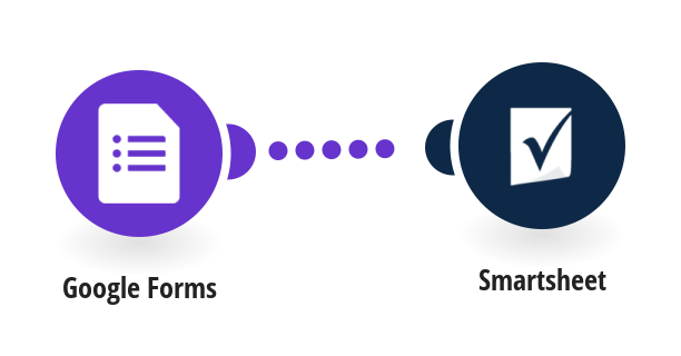 Save new Google Forms entries to Smartsheet