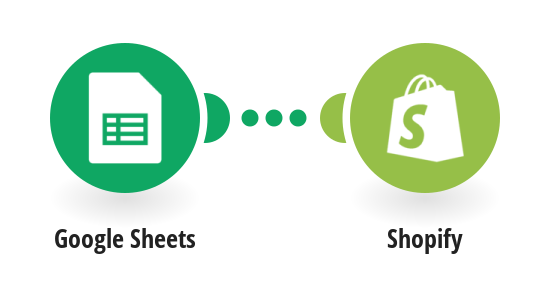 Add products to Shopify from new Google Sheets rows