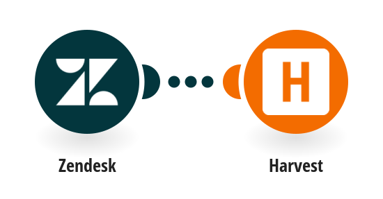 Create Harvest projects from new Zendesk tickets