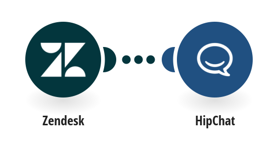 Send HipChat notifications for new Zendesk comments