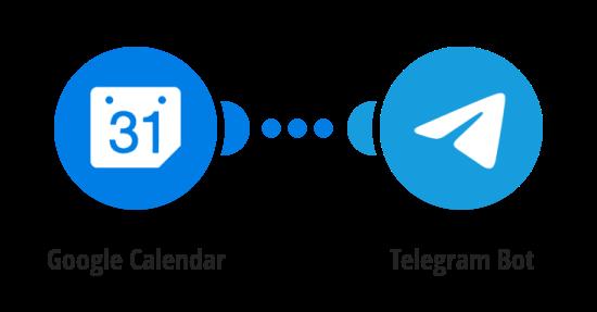 Post new Google Calendar events to Telegram