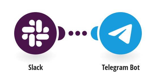 Get new Slack messages on Telegram