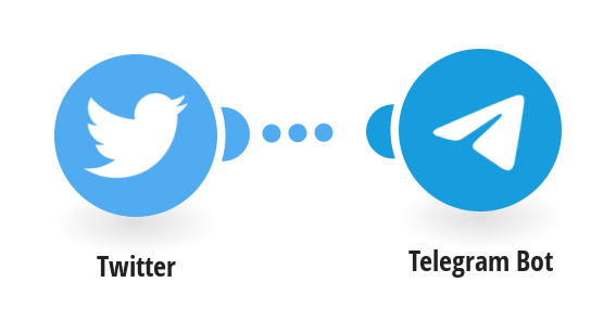 Post new Tweets from a user on Telegram