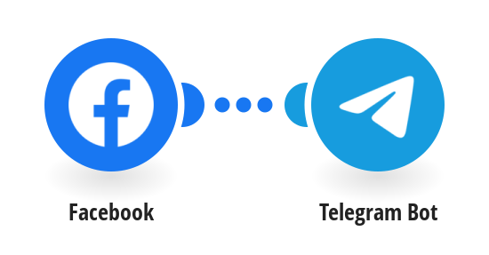 Share new Facebook posts to Telegram