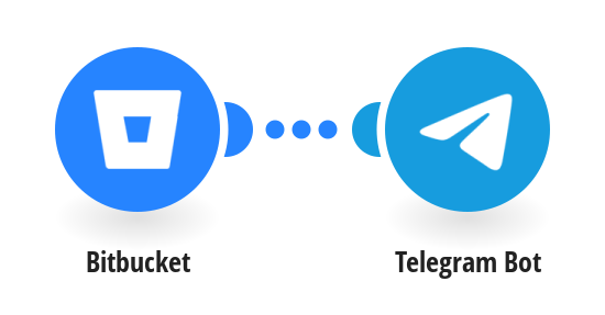 Send Telegram messages for new Bitbucket repositories