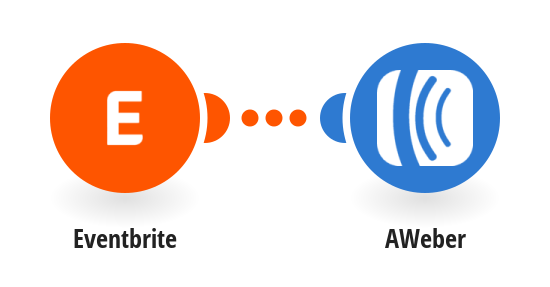 Add new Eventbrite attendees to AWeber as subscribers