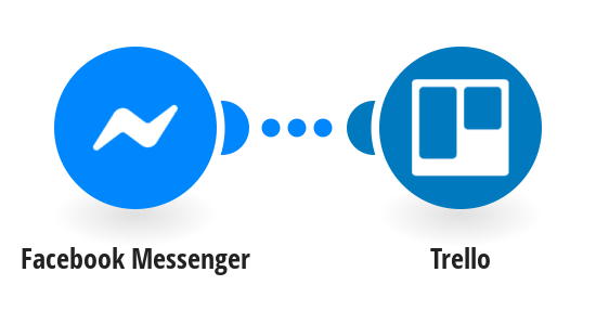 Facebook Messenger, Trello Integrations | Integromat