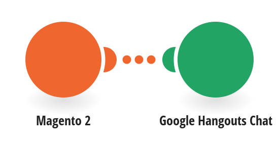 Share new Magento 2 orders in a Google Hangouts Chat room