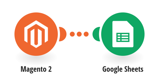 Save new Magento 2 orders to a Google Sheets spreadsheet