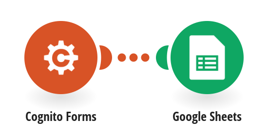 Save your form entries from Cognito Forms to Google Sheets