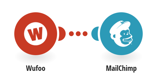 Create Mailchimp subscribers from new Wufoo form entries