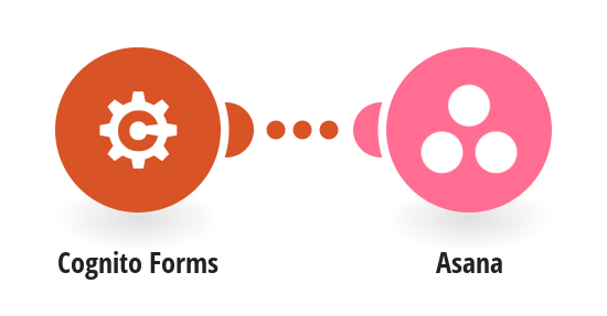 Create a new task in Asana for new Cognito form entry