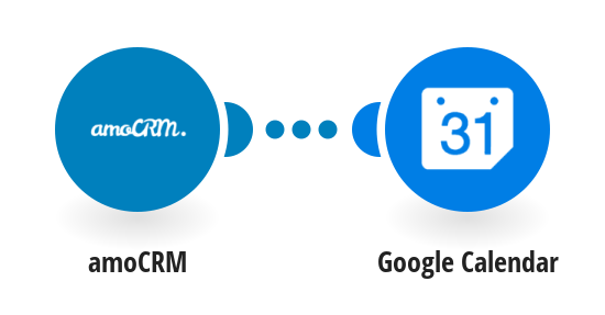 Add new amoCRM tasks to Google Calendar as events