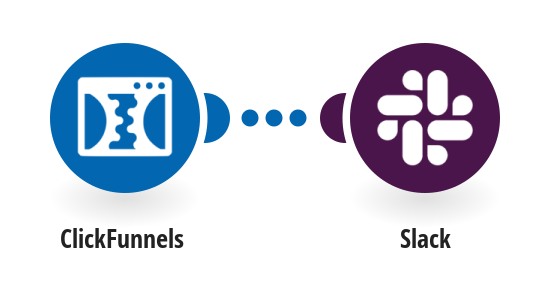 Send Slack messages for new ClickFunnels contacts
