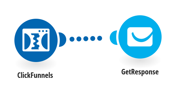 Add new ClickFunnels contacts to GetResponse