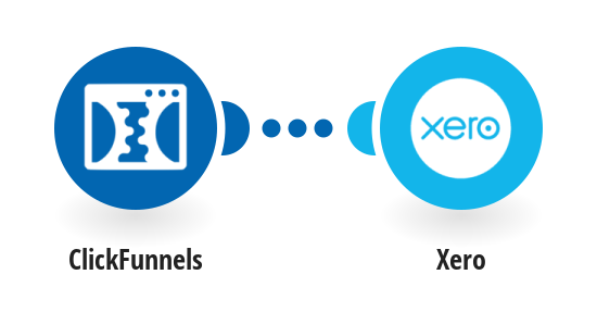 Add new ClickFunnels contacts to Xero
