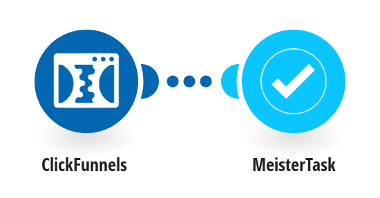 Create new Meistertask tasks from new ClickFunnels contacts