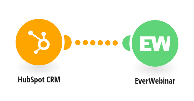 Add contacts from a HubSpot CRM list to EverWebinar as registrants