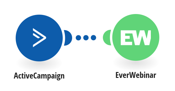 Add new ActiveCampaign contacts to EverWebinar as registrants