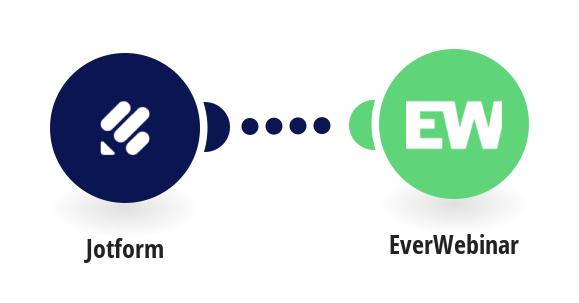 Add registrants to EverWebinar from new JotForm form entries