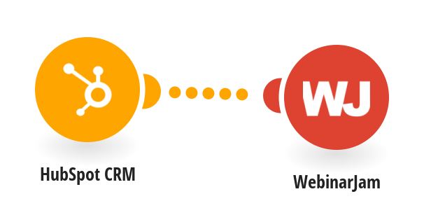 Add contacts from a HubSpot CRM list to WebinarJam as registrants