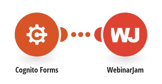 Add registrants to WebinarJam from new Cognito Forms entries