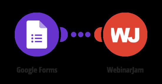 Add registrants to WebinarJam from new Google Forms entries