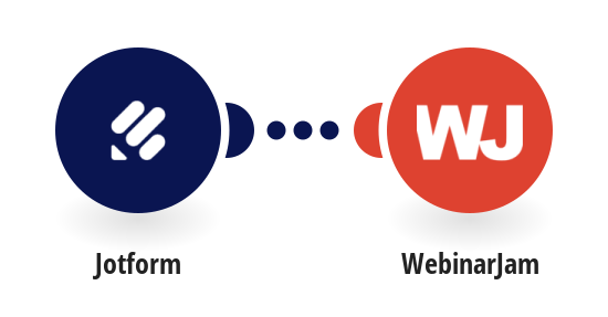 Add registrants to WebinarJam from new JotForm form entries