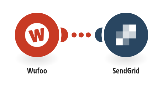 Send SendGrid emails for new Wufoo form entries