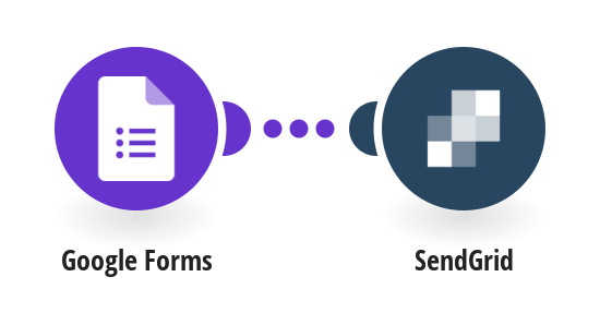 Send SendGrid emails for new Google Forms entries