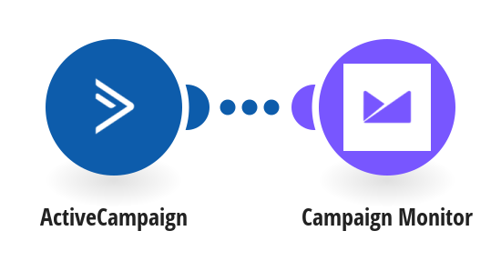 Add new ActiveCampaign contacts to Campaign Monitor as subcribers