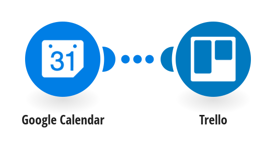 Create Trello cards from new Google calendar events